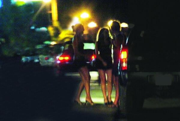 Los detenidos aprovechaban el ambiente nocturno en Jacó para distribuir la droga entre turistas a los que cobraban hasta ¢40.000 por dosis.
