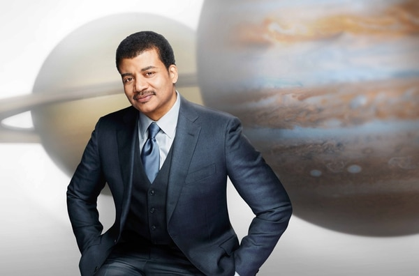 Neil deGrasse Tyson es la estrella del programa 'Cosmos'. Foto: Patrick Ecclesine/FOX.