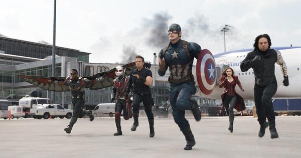 El Capitán América no va con todo contra Iron Man y sus aliados. Para eso cuenta con un equipo ágil y muy inteligente. Romaly para LN