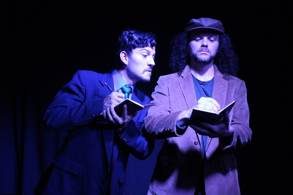 75 puñaladas presenta en escenario una historia de crimen. Cortesía de Teatro Universitario.
