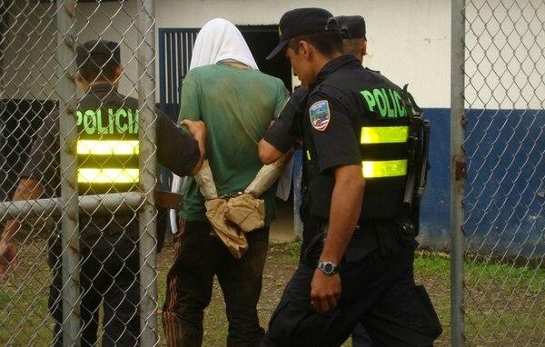 Alfred Mills fue detenido el 28 diciembre del 2011. | ARCHIVO LN