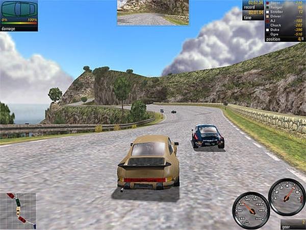 La primera versión del videojuego 'Need for Speed' data de 1994. Archivo.