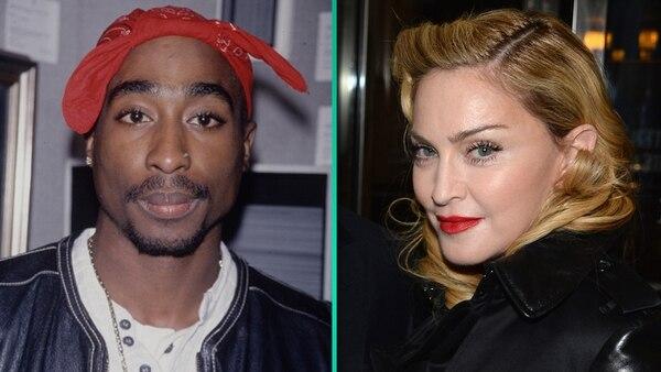Madonna y Tupac tuvieron un romance en los años 90. Al parecer, el rapero era consciente de que había herido a la reina del pop al dejarla.