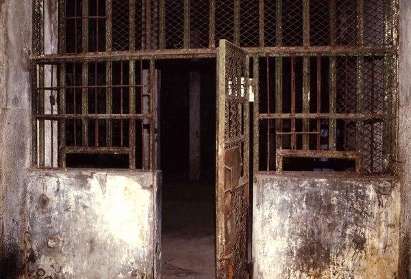 Las celdas se encontraban en condiciones precarias. Foto: cortesía Gloria Bejarano.