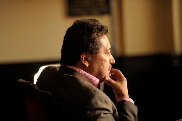 El diputado Víctor Morales Zapata está haciendo las gestiones administrativas en el Congreso para separarse definitivamente del PAC.
