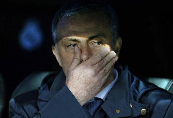 Se espera que José Mourinho abandone pronto el Real Madrid. | EFE