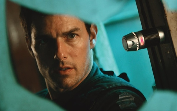 Tom Cruise en Misión Imposible
