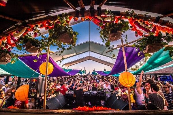 Festival BPM llegará a Costa Rica del 15 al 19 de enero a Tamarindo. Fotos: Cortesía de BPM