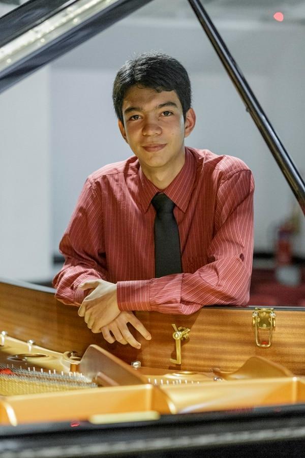 En el concurso de piano María Clara Cullell, el premio es compartir música