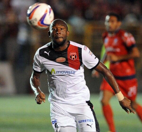 Jerry Palacios acumula ocho goles en el actual torneo de Verano 2013.   ARCHIVO