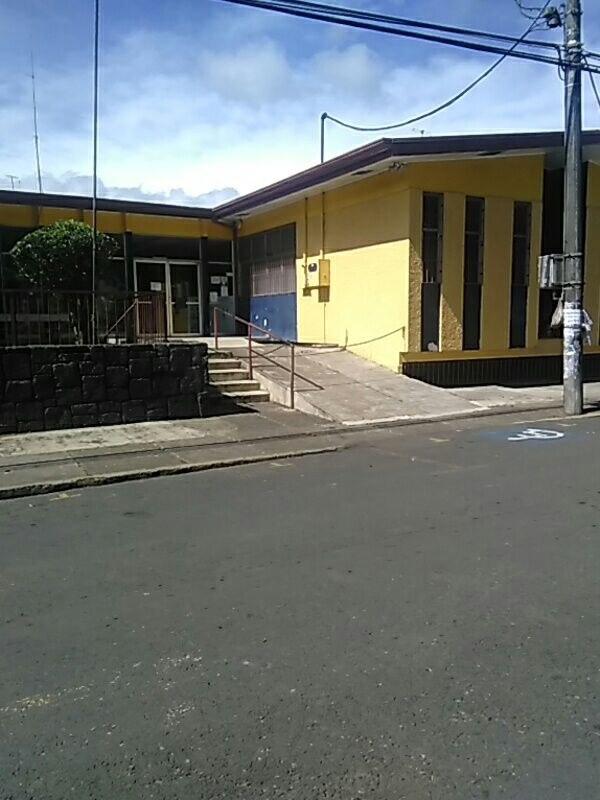 Clínica de la CCSS en Paraíso. | FDO, GUTIÉRREZ PARA GN