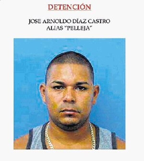 En el 2013 el OIJ difundió una foto para tratar de dar con el paradero de Pelleja. Foto: Archivo
