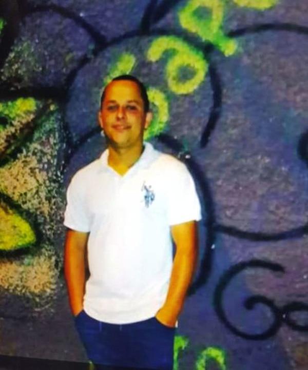 Jorge Zúñiga Chinchilla (20) uno de los fallecidos en el accidente de Portalón de Savegre. Fotografía cortesía de la familia.