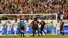 Costa Rica se medirá con EE. UU. con la factura pendiente de tumbarlo en Copa Oro