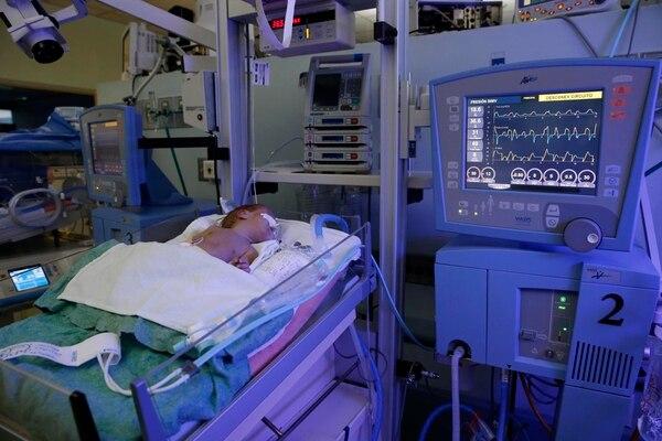 En la foto, la Unidad de Cuidados Intensivos de Neonatología. Foto: Mayela López