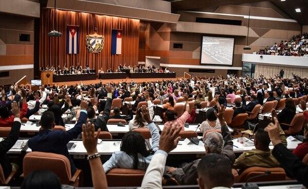 Miguel Díaz-Canel fue ratificado como presidente de Cuba el 19 de abril del 2018. Se espera que lo vuelvan a elegir para el cargo.