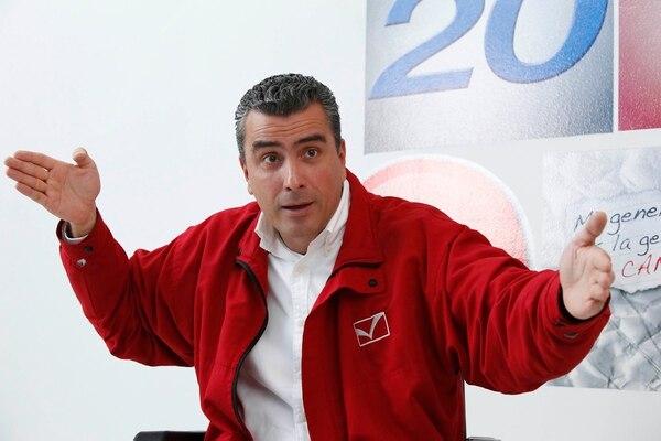 El candidato del ML, Otto Guevara, ha dicho durante esta campaña electoral que es un liberal moderado,