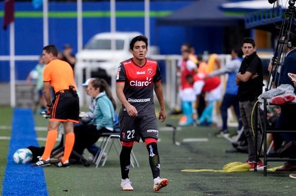 Barlon Sequeira tiene cinco fechas de no jugar. Foto: Diana Méndez