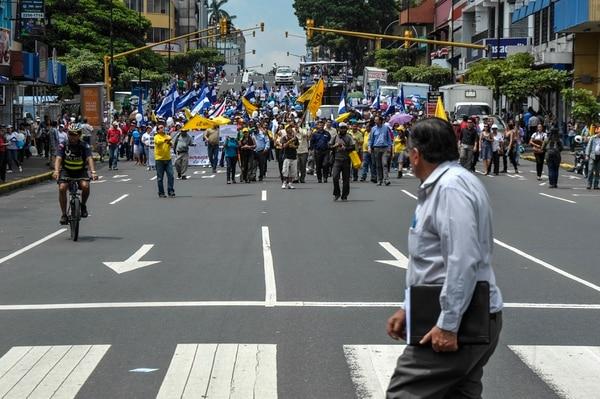 La comisión ha tenido como labor asesorar las instituciones en sus negociaciones con los gremios. Foto: Pablo Montiel