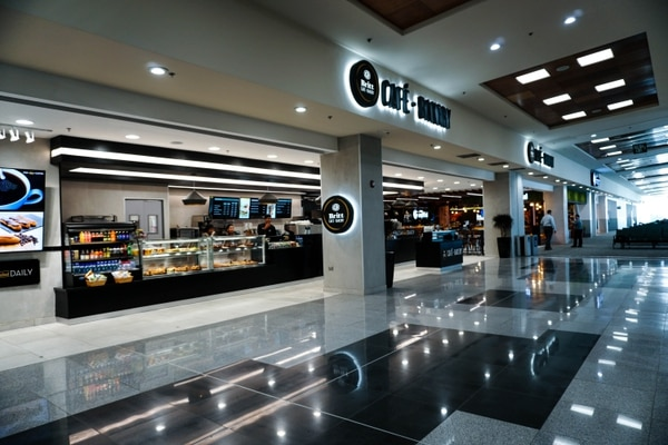 Britt Café & Bakery tiene cinco locales ubicados en el aeropuerto Juan Santamaría, aeropuerto Daniel Oduber, en el complejo comercial Jacó Walk, en la Clínica Bíblica de San José y en Multiplaza del Este. Fotografías cortesía de Britt.