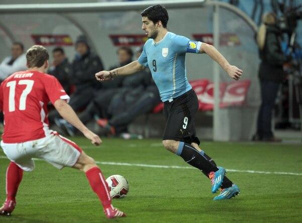 Luis Suárez expresó que Uruguay no se dará por menos en ante ninguna selección en el Mundial.