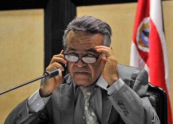 Justo Orozco es diputado gracias a 20.593 josefinos que votaron por su partido en el 2010. | ARCHIVO