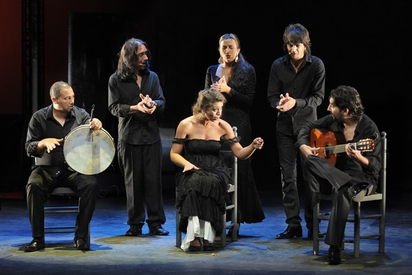 Incluirá a cinco músicos y dos cantaores. Interamericana de Producciones para La Nación.
