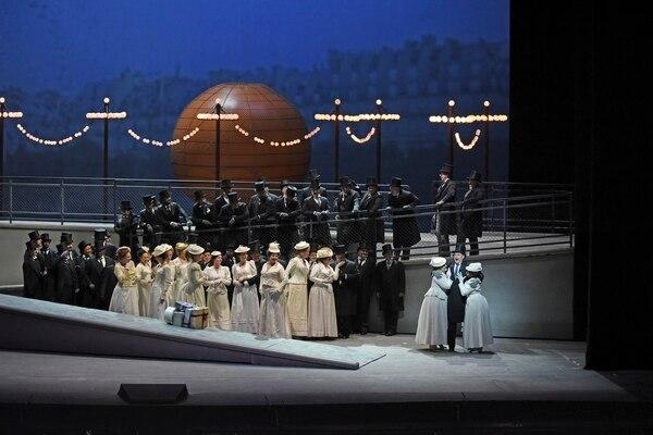 'Manon' es la obra más popular de Massenet, a pesar de que en la actualidad no suele ser una de las más representadas en el mundo. Representa una oportunidad valiosa ver el montaje del MET. Foto: cortesía TEO