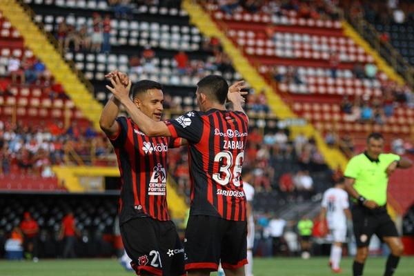 Alajuelense no irá a la Liga Concacaf. Fotografía: Rubén Murillo / Prensa LDA