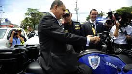 La trocha: primera gira de Solís  como presidente