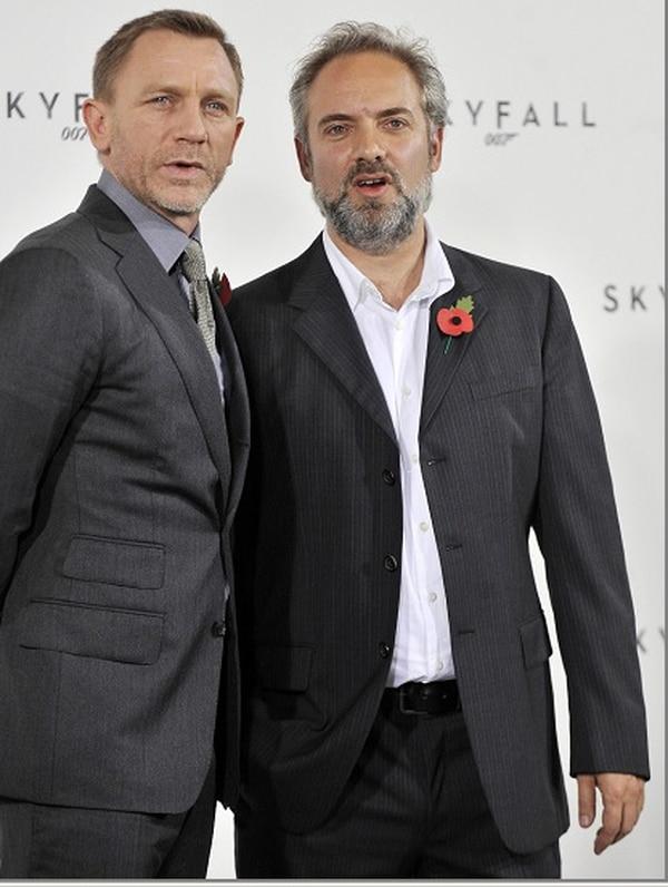 Daniel Craig, Sam Mendes