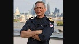 Daniel Craig es nombrado comandante de la Royal Navy, al igual que James Bond