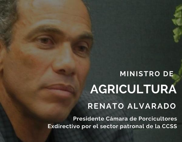 Renato Alvarado.