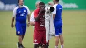 Joel Campbell agravó su lesión al jugar con la Selección