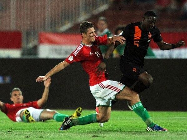 Holanda golea a Hungría por 4-1 en Budapest - 1