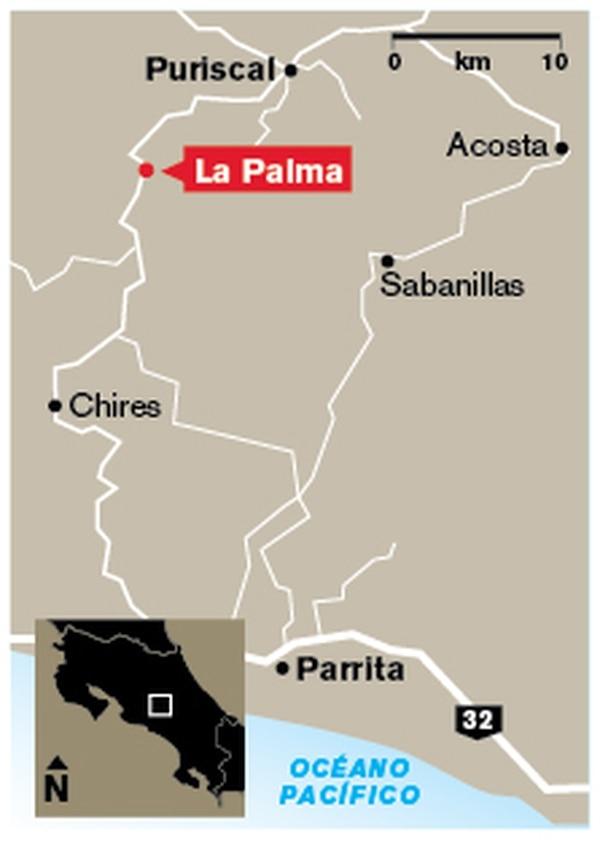 Puriscal La Palma