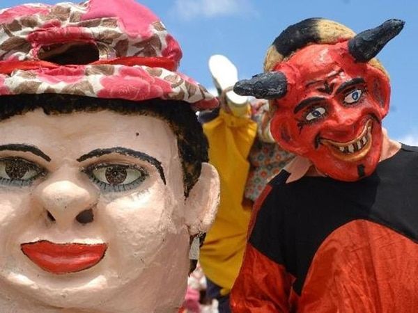 Las actividades del museo son para conmemorar el Día de las Mascarada Nacional.   ARCHIVO
