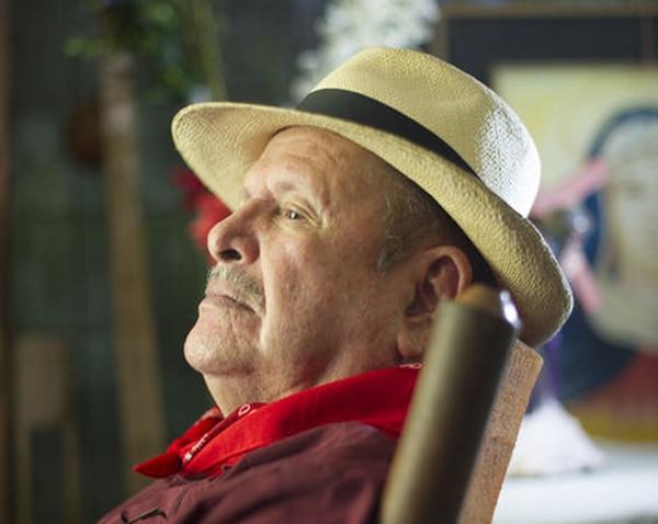 Lencho Salazar reside en El Coyol, de Alajuela, donde goza de un no tan gustado retiro, debido a situaciones de salud.