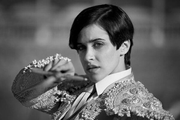 Figuras en pantalla. La novel actriz Macarena García como Carmen (Blancanieves), y Maribel Verdú como Encarna (Madrastra), protagonizan el filme Blancanieves , de Pablo Berger. Romaly para LN