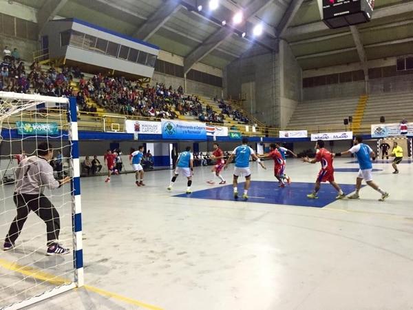 La Selección de Costa Rica llegó invicta al partido ante Guatemala.
