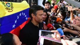 Líder opositor venezolano Leopoldo López ya está en España