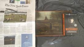 Aparecen en Holanda fotos recientes de un cuadro robado de Van Gogh durante el confinamiento
