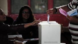 Diputados corrigen error y vuelven a aprobar plan sobre voto informado