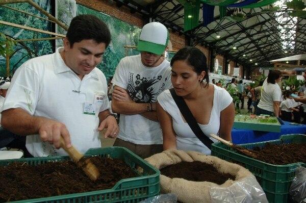 """130 empresas """"verdes"""" se reunirán en Feria Ambiental - 1"""