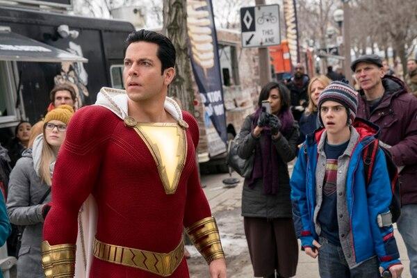 Shazam, el personaje que revalorizado el universo fílmico de DC Comics. Cortesía de Rola