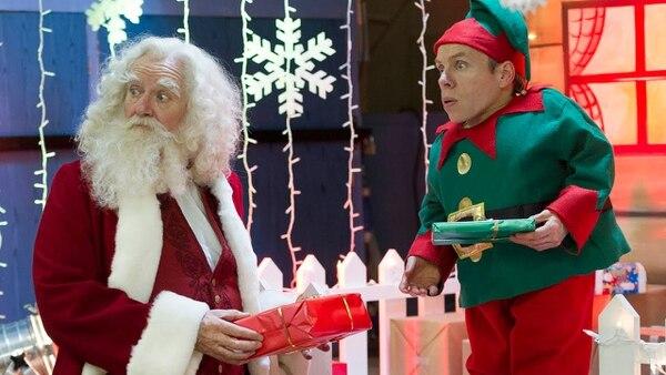 Navidad en Warner. Warner Channel Este especial rescata el lado mágico de la Navidad, con renos, ogros, calcetines en la chimenea y aventuras contrarreloj para que todo salga bien antes de la Nochebuena.