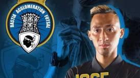 Seleccionado de fútbol sala alcanza el sueño europeo pero le cuesta 'digerir' dejar a su hijo en el país