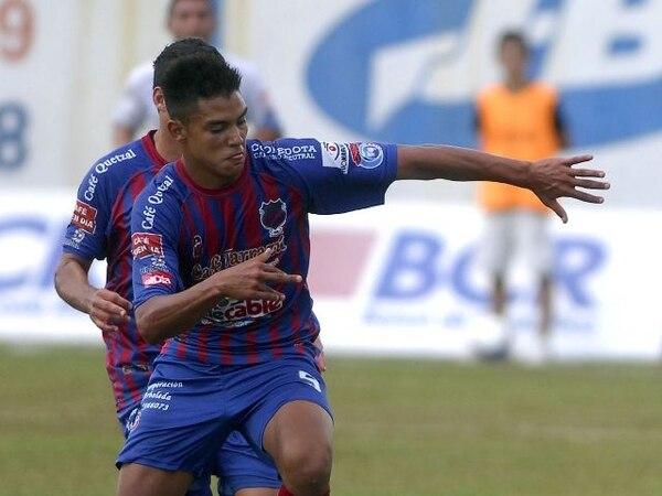Erick Cabalceta jugó con Orión hasta la temporada anterior. | ARCHIVO