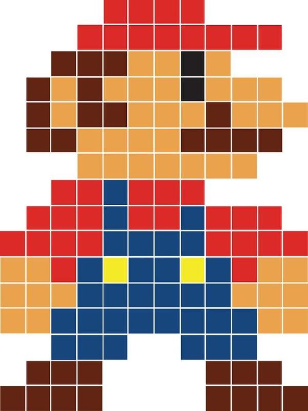 El personaje de Mario tomó su nombre de Mario Segali, dueño del primer edificio donde estuvo Nintendo of America.