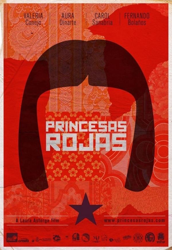 La película 'Princesas rojas', de Laura Astorga, se estrenará el 14 de noviembre en los cines comerciales del país. Imagen:Princesas rojas para LN.